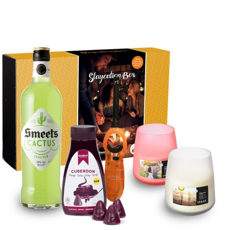 SPAAS Staycation Box | Cactusjenever